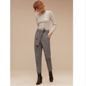 Aritzia Wilfred Jallade Pant Grey Size 4